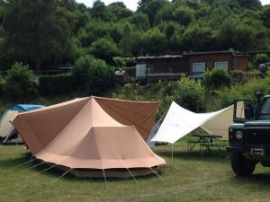 Camping am Rursee