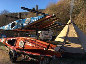 Boote-Markt am Rursee